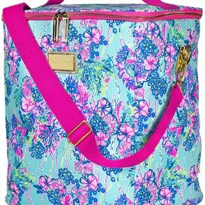 NWT GWP Lilly Pulitzer Insulated Wine Cooler